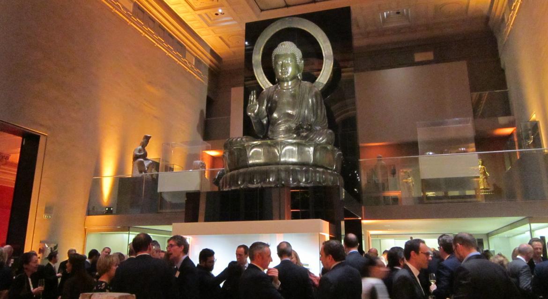 Salle du Buddha