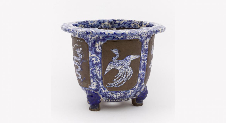 Pot de fleurs (uekibachi)