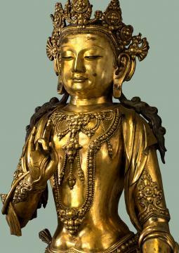 boddhisatva/droit réservé Musée Cernuschi