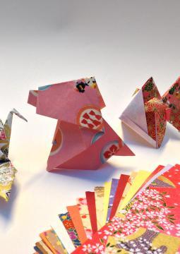 Atelier Chien et animaux de papier © Droits réservés, Service des Publics Musée Cernuschi