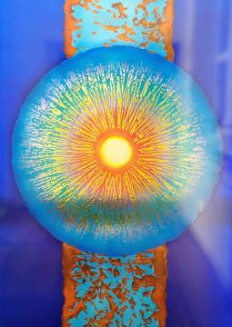 Naissance de lumière © Musée Cernuschi