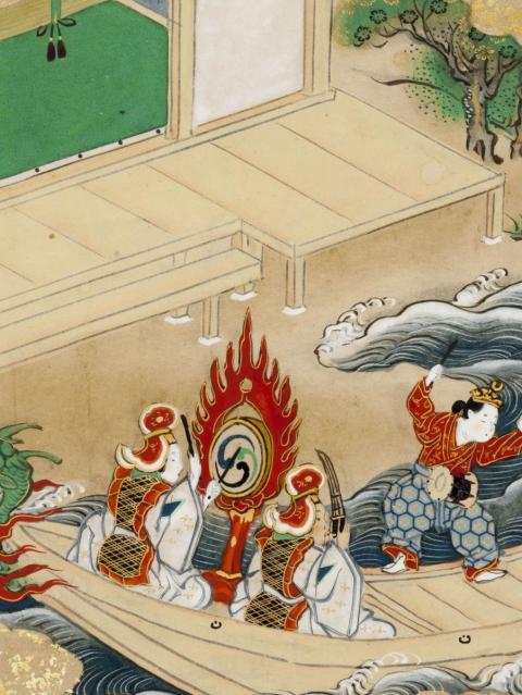 Promenade au Japon, un regard sur la collection
